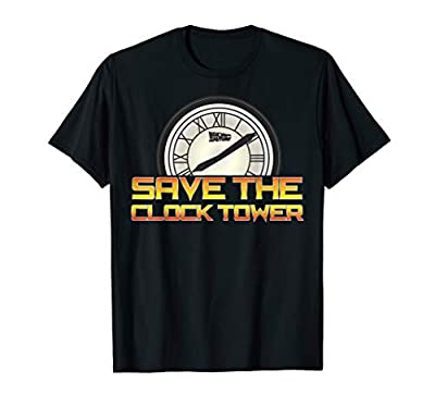 Save The Clock Tower T-shirt for Adults, Kids