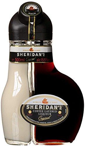 Sheridan's Coffee layered Likör - 1 x 0.5 l