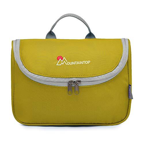 Mountaintop Toiletry Wash Bag Travel Cosmetic Organizer Makeup Bag Unisex...