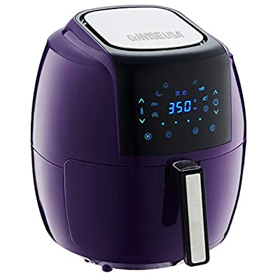 GoWISE USA Programmable 8 in 1 Air Fryer