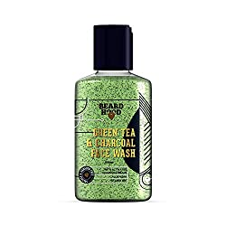 Beardhood Green Tea & Charcoal Face Wash For Man one of the best face wash for men