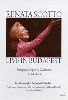 Renata Scotto Live in Budapest Video