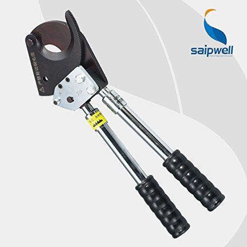 J50 500 mm² max Allemagne Motif câble de coupe Mini Motif Action à cliquet Coupe-câbles