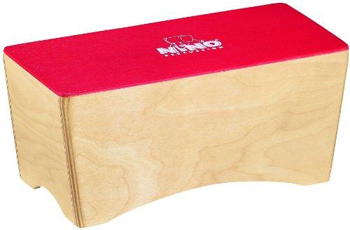 Nino Percussion NINO931R - Cajón color rojo