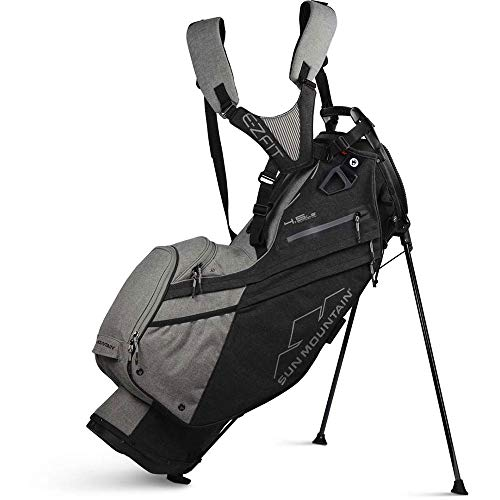 Read About Sun Mountain 2020 4.5 LS Stand Bag (Sunbrella CHRCL-Gry, 4.5 LS 14-W)