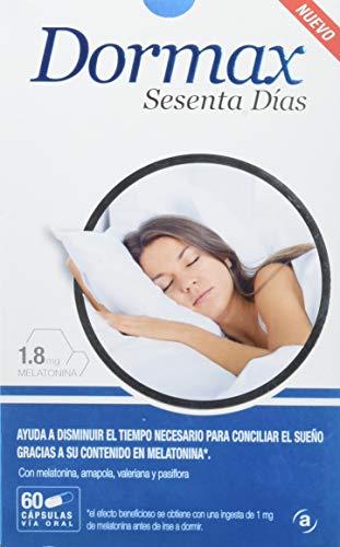 Actafarma Dormax Sesenta Días, 60 Cápsulas