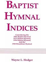 Best baptist hymnal index Reviews