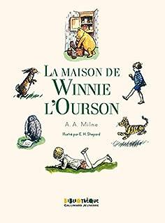 Winnie l'ourson: La maison d'un ours-comme-ca (Multilingual Edition)