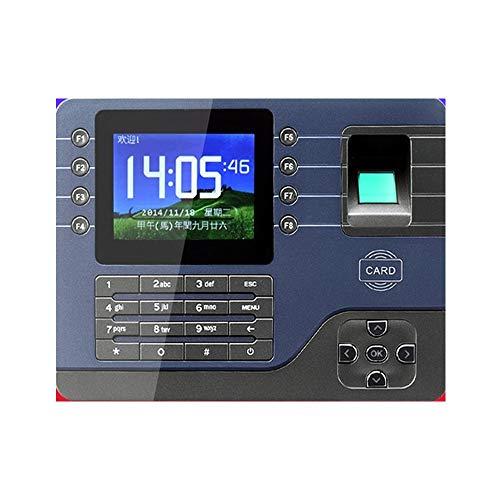 Zeitmaschine Biometrische Uhr Netzwerk-Fingerabdruck-Zeiterfassung/Swipe-Zeit-Anwesenheit/IC-Karten-Zeit-Anwesenheit Für Büro, Schule