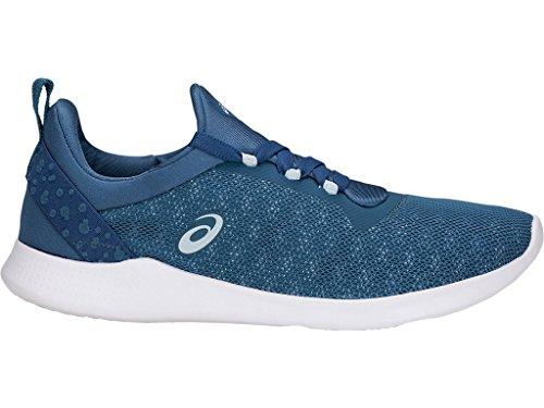 ASICS Women's Women's 1032A004 Gel-Fit Sana 4 Running Shoe, Azure/Soft Sky - 7.5 B(M) US