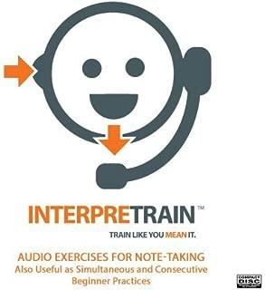 Interpretrain's Audio Exercises by Virginia Valencia