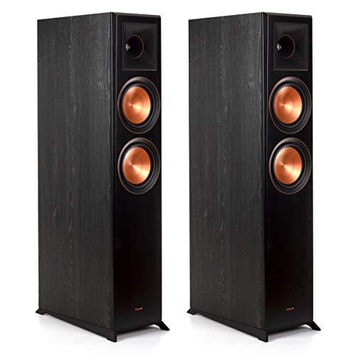 Klipsch RP-6000F Floorstanding Speaker (Ebony Pair)