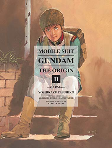 Mobile Suit Gundam: THE ORIGIN vol. 2: Garma