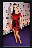 HGVFR Leinwand Bild Amerikanische Popsängerin Star Katy