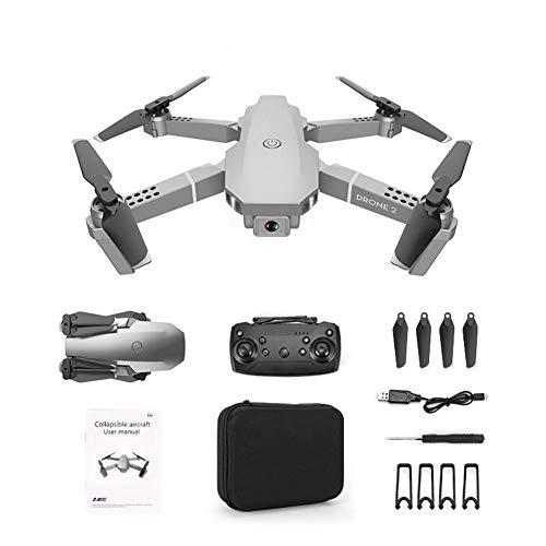 XGWML Drone Pieghevole 1080P, La Fotocamera Ad Alta Definizione Mantiene L'altezza della modalità Senza Testa, Torna Automaticamente A Casa, Mi Segue Automaticamente E Ha Un Lungo Raggio di Controll