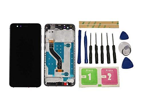 Flügel per Huawei P10 Lite Schermo Display LCD Display Nero Touch Screen Digitizer Sostituzione Assemblea Frame di ricambio e Strumenti Gratuiti