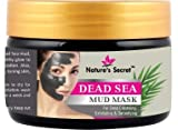 Nature's Secret Dead Sea Mud Mask for Face and Body Natural Pore Reducer