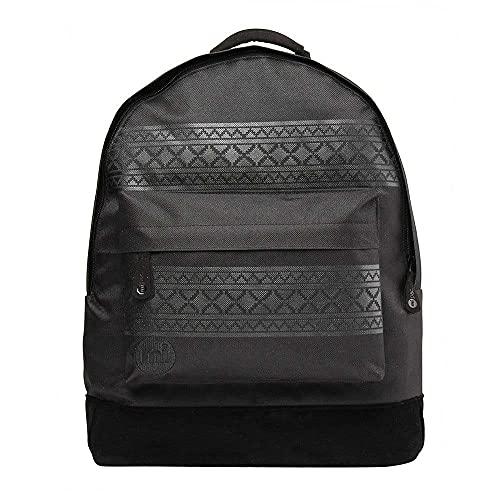 Mi-Pac Rucksäcke und Rucksacks Rucksack Freizeit Schwarz schwarz