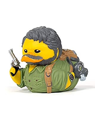 TUBBZ The Last of Us Joel Collectible Rubber Duck Figurine – Official The Last of Us Merchandise – Unique Limited Edition Collectors Vinyl Gift