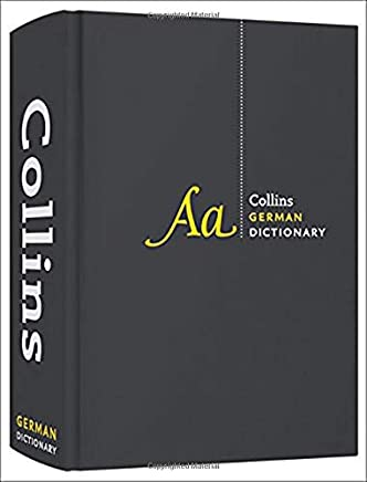 Collins German Dictionary Complete And Unabridged Edition: 500,000 Translations [Ninth Edition]