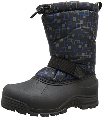 Infant Blue Work Boots