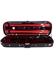 Estuche para violín madera Lord 4/4 burgundy M-Case