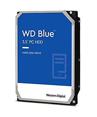 WD WD10EZEX 1 TB PC Hard Drive - Blue