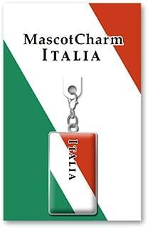 世界の国旗 マスコットチャーム E:イタリア