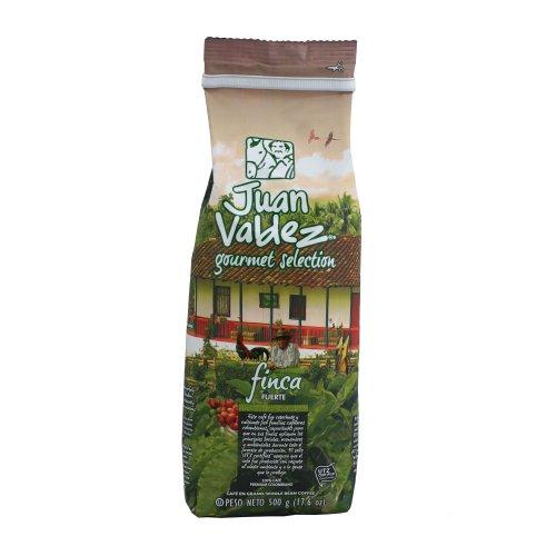 Juan Valdez - Finca Fair Trade - Juan Valdez® Gourmet Kaffee (Bohnen 500g)
