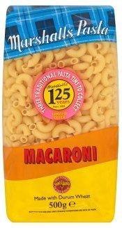 MARSHALLS MACARONI 10x500g