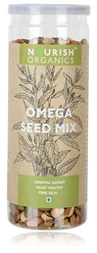 Nourish Organics Omega Seed Mix 150Gr