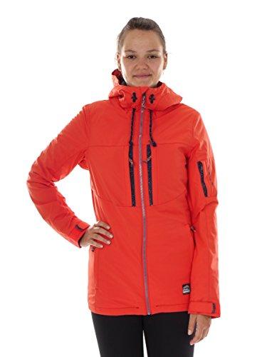 O'Neill Skijacke Snowboardjacke Schneejacke rot Navigator 2L warm (S)