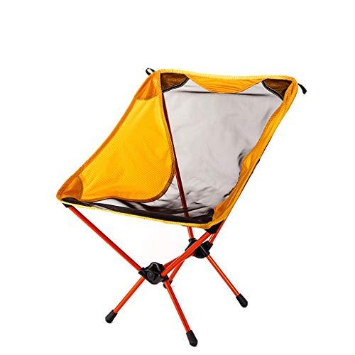qidongshimaohuacegongqiyouxiangongsi angelausrüstung Außengrill Camping ultraportability Sessel 7075 Luftfahrt-Aluminium-Klappstuhl