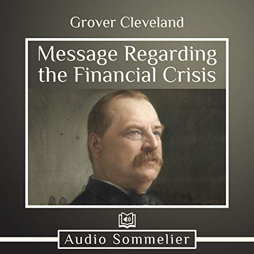 Message Regarding the Financial Crisis  By  cover art