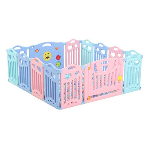 Purchase Baby Playpens Baby Safety Rails Indoor Playgrounds Eco-Friendly Hdpe Scalable Multiple Comb...