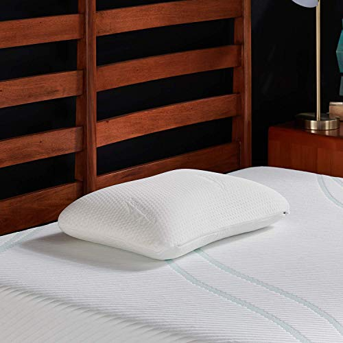 Tempur-Pedic Adapt Symphony Pillow Luxury Soft Feel, Standard, White