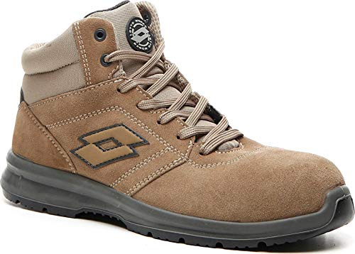 Lotto Scarpa Antinfortunistica Alta Works T 8142 Race 400 Mid S3 SD TG.44
