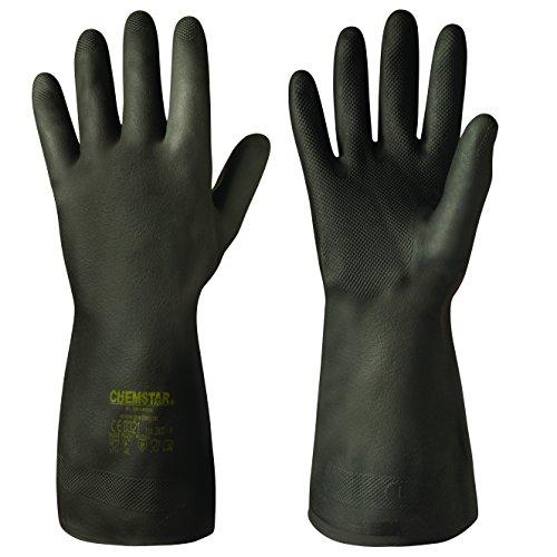 granberg 114.2000-9-Guantes de protección química 1par de neopreno chemstar
