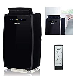 Honeywell MN12CES Portable Air Conditioner with Fan & Dehumidifier for Grow Tent