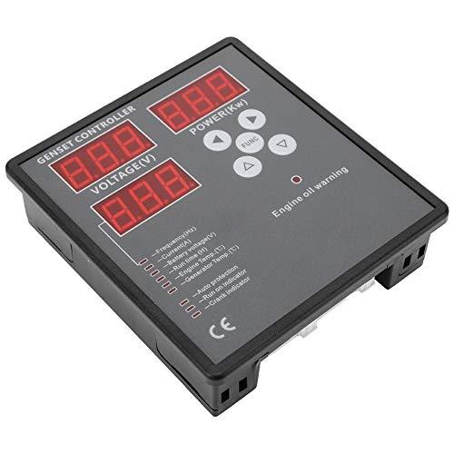 Diesel benzinemotorcontroller, Genset-controller 0,56 inch LED-display PC-paneel voor dieselgenerator SGC501 met TTL-interface - Aangedreven, elektrische start, RV klaar, CARB-compatibel