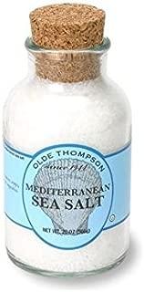 Olde Thompson 20-Ounce Mediterranean Sea Salt Crystals