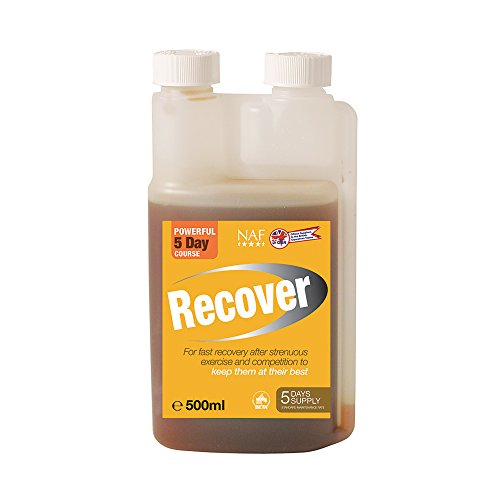 Natural Animal Feeds Naf Recover - Clear, Standard