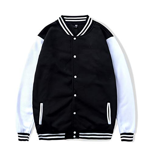 hunany Johnnie Walker Logo Erwachsene Baseball Uniform Jacke Sport Coat