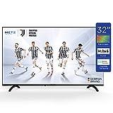 "Metz TV Serie MTB2000Z, LED, HD 1366x768, 32"" (81 cm), HDMI, ARC, USB, Slot CI+, Dolby Digital, DVB-C/T2/S2, HEVC MAIN10, Nero"