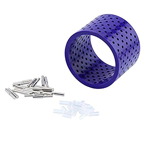 Artistic Wire 228S-550 3D Bracelet Jig with 20 Pegs, and Holder Tubes , Blue