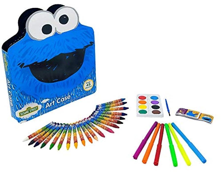 SESAME STREET Activity CASE - Cookie Monster