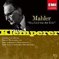 Mahler: Das Lied Von Der Erde by Otto Klemperer (2010-01-20)