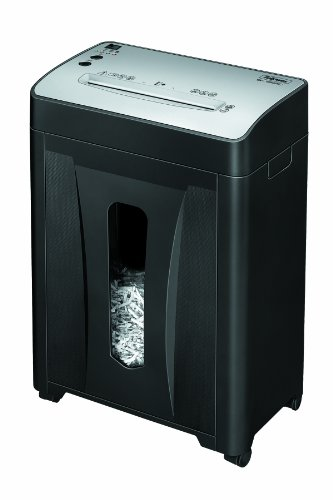 Buy Fellowes B-152C 15 Sheet Cross-Cut Shredder (3371001),Black
