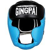 ZHXQ Leather Head Guard,Kickboxing...