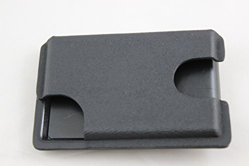 Multi Holsters BMT 2.0 with Money Clip Minimalist Kydex Wallet (Black Calcutta)